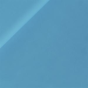 Bild von Unifarbene Stoff - Lebendiges Blau