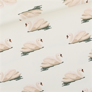 Picture of Swan - L - French Terry - Cloud White
